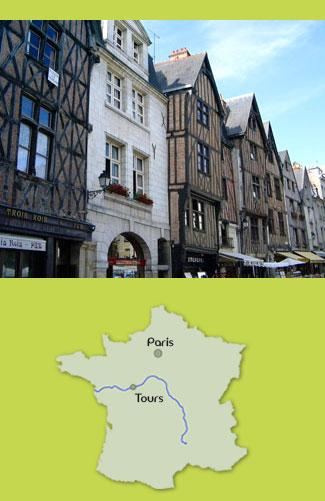 Visite guidée châteaux vallée de la loire - loire valley, traduction et guide interprète à Tours : linguatours